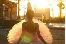 Dance and Yoga / by Pati Araujo