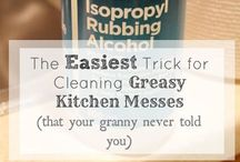 Life Hacks / Tips and tricks on cleaning, lifehacks and useful information  on running a household .