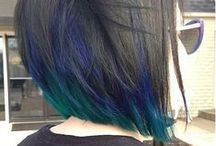 Hair Color / Cut / Cut and color ideas for my next style  / by Mackenna Morse