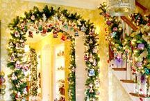 """Christmas Decor I Adore / love love love to decorate for christmas """"you can never over decorate""""  / by Deborah Ballard"""