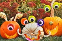 Pumpkin Creations / some people creativity amazes me  / by Deborah Ballard