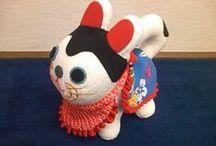 Inu-Hariko (犬張子)
