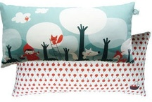 Kids cushions / by ♥ A Little Lovely Company ♥