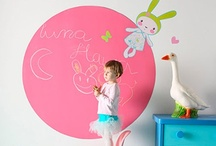 Kids wall deco / by ♥ A Little Lovely Company ♥