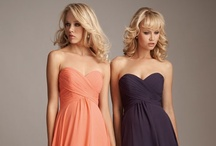 Bridesmaids Dresses / by Brittany Oliver