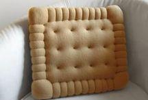 Cushions, Pillows, & Poufs