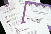 Wedding Stationary / by Brittany Oliver