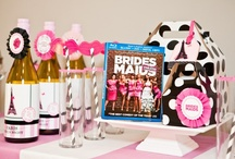 Bridal Shower/Bachelorette ideas / by Brittany Oliver
