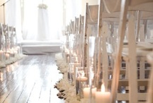 Ceremony/Reception Decor / by Brittany Oliver