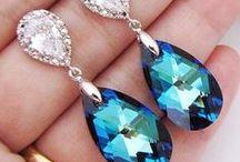 Jewelry & Accessories / Jewelry, earrings, necklace, bracelet, gems, accessories