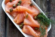 Recipes - Seafood / by Mackenna Morse