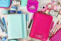 For the love of planners / filofax / Because planners make me happy!