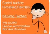 Auditory Processing / by Linda V