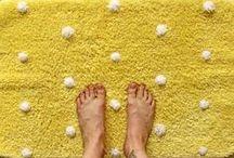 DIY floors and rugs