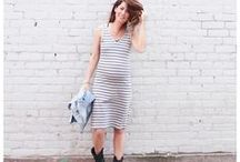 Mom Style / Styles that we love from all over the web that would be great for motherhood.