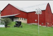 Barns in Ohio / by Peggy Bousman