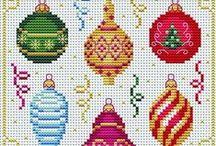 Cross Stitch/Christmas & Winter / by Deborah Lynn Ayers Ballard