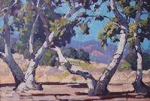 Art - Trees / by Peggy Bousman