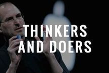 Thinkers and Doers
