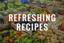Refreshing Recipes