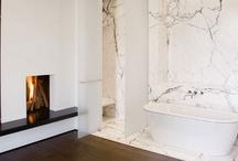 Bathrooms / by Chantal-Patrice Spanicciati