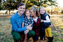 Family shoot inspiration