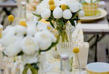 I Party - Tablescapes / by Dorian McKinney