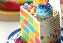 Cake-a-licious & Cupcake-landia ! / All my favourite beautiful cake and cupcake images all right here! OOh I need a fork and a cup of tea right now! / by Amy Dean
