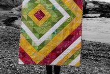 Quilts and Fabrics / by Lisa Delaney