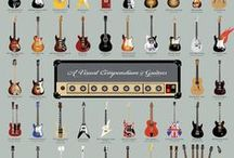 Guitars / Awesome guitars / by Pierre Tran