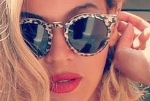 HIGH PROFILE / Iconic eyewear is part of the definition of celebrity. / by DITTO