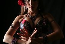 Belly Dancers and Dancing / What a beautiful artform, one day I hope to learn and be so graceful. / by Cindy Cowan