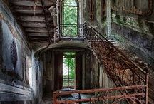 Abandoned / by Joan Cook