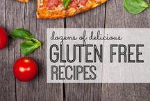 Gluten Free / by Amy Buffetta