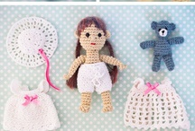 "Ami Crochet / Amigurumi & other toy ""stuff"" / by Jeanne Misch"