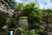 {enchanted castle}
