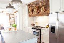 Rustic Home / Rustic living here I come...LA la la la laaaa! / by Heather Paulding