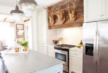 Rustic Home / Rustic living here I come...LA la la la laaaa! / by Heather Paulding