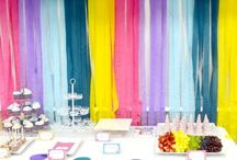 Kiddie Birthday Party Ideas / by Shannon Tubridy