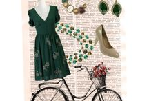 Emerald... and greens