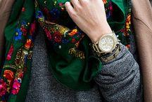 SCARVES / #scarve #scarves #woman #women #fashion #atkı #eşarp #şal