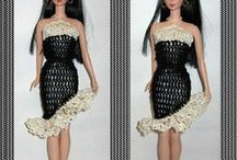 Barbie-Crochet and Knit / by Cher Simons