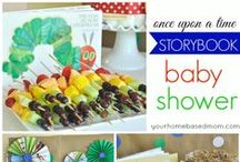 Oh Baby Shower! / Baby shower ideas for the expectant mothers in my life.  / by Crystal Shelley