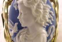 Cameo's / by Joan Cook