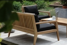 Outdoor Sofas / Relax outdoors with sofas and armchairs designed for the garden.