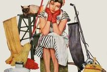 Norman Rockwell / by Joan Cook