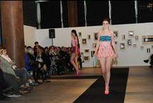 Desfile 1era promoción alumnos Creación Moda Madrid