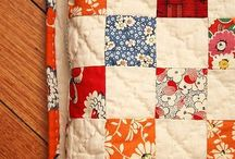 quilts and linen...