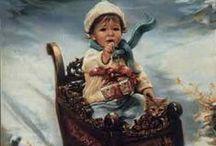 ART of Children #1 / by Joan Cook