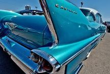 Classic Car Fins / by Joan Cook